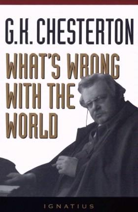 chesterton essay