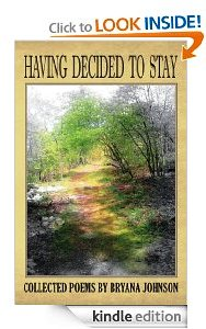Having Decided To Stay, Bryana Johnson, Kindle