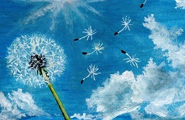 Bryana Johnson - Dandelion - G.K. Chesterton - Having Decided To Stay - The Beatific Vision