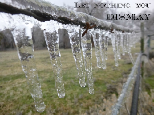 Let Nothing You Dismay